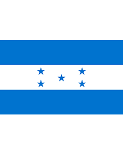 Indoor-Flag: Honduras 90x150cm