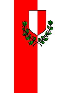Flag: City of Poreč |  portrait flag | 2.16m² | 23sqft | 120x180cm | 4x6ft