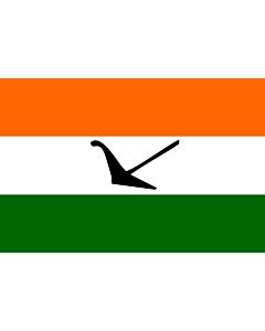 Drapeau: BPF |  drapeau paysage | 0.06m² | 20x30cm