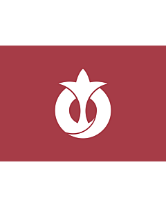 Flag: Aichi Prefecture |  landscape flag | 0.24m² | 2.5sqft | 40x60cm | 1.3x2foot