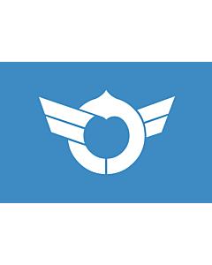 Flag: Shiga |  landscape flag | 0.24m² | 2.5sqft | 40x60cm | 1.3x2foot