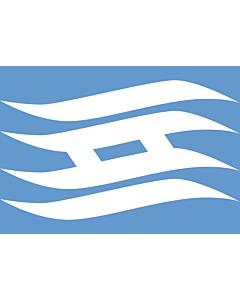 Flag: Hyōgo |  landscape flag | 0.24m² | 2.5sqft | 40x60cm | 1.3x2foot