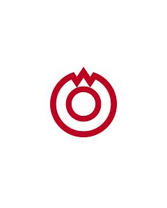 Flag: Yamaguchi Prefecture |  landscape flag | 0.24m² | 2.5sqft | 40x60cm | 1.3x2foot