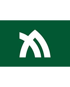 Flag: Kagawa Prefecture |  landscape flag | 0.24m² | 2.5sqft | 40x60cm | 1.3x2foot