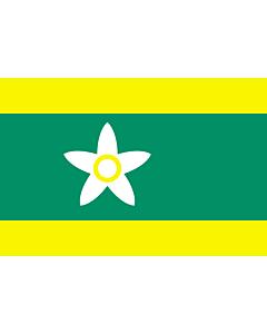 Flag: Ehime Prefecture |  landscape flag | 0.24m² | 2.5sqft | 40x60cm | 1.3x2foot