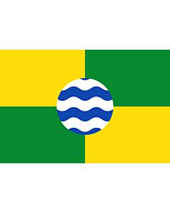 Bandera: Nairobi (Kenia) |  bandera paisaje | 1.35m² | 90x150cm