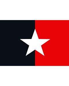 Bandera: Minoria somali West Kenia | Minoria somali de West Kenia |  bandera paisaje | 2.16m² | 120x180cm