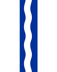 Bandera: Eschen |  bandera vertical | 6.7m² | 200x335cm