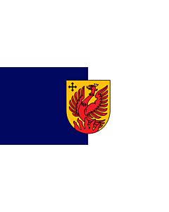 Flag: Dagda |  landscape flag | 1.35m² | 14.5sqft | 80x170cm | 30x70inch