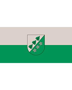 Flag: Sigulda, Latvia |  landscape flag | 2.16m² | 23sqft | 100x200cm | 40x80inch