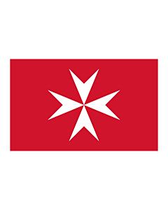 Raum-Fahne / Raum-Flagge: Malta 90x150cm