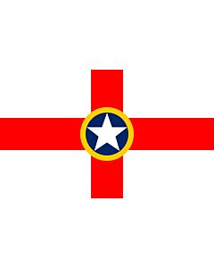 Flagge: XL Mosta | Tal-Mosta  |  Querformat Fahne | 2.16m² | 120x180cm
