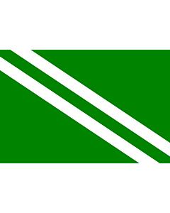 Flagge: Large Msida | Town of Msida, Malta  |  Querformat Fahne | 1.35m² | 90x150cm