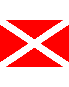Flagge: XL Zabbar | City of Ħaż-Żabbar  Città Hompesch  |  Querformat Fahne | 2.16m² | 120x180cm