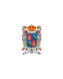 Flagge: XXS Campeche  |  Querformat Fahne | 0.24m² | 40x60cm