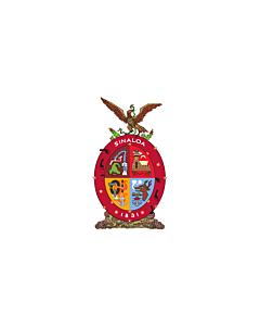 Flagge: XXXL+ Sinaloa  |  Querformat Fahne | 6.7m² | 200x335cm