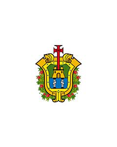 Flagge: XXS Vera Cruz  |  Querformat Fahne | 0.24m² | 40x60cm