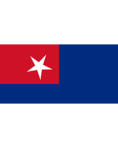 Flagge: XXS Johor  |  Querformat Fahne | 0.24m² | 35x70cm