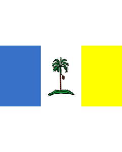 Flagge: XXXL+ Penang  |  Querformat Fahne | 6.7m² | 180x360cm