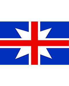 Flag: Namaland | Namaland, Namibia |  landscape flag | 2.16m² | 23sqft | 120x180cm | 4x6ft