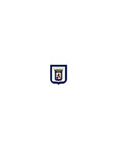 Drapeau: Leon, Nicaragua |  drapeau paysage | 1.35m² | 90x150cm