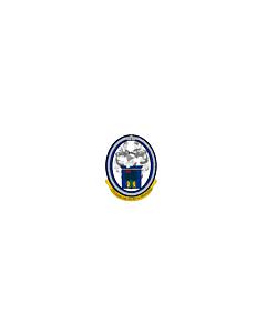 Drapeau: Nueva Segovia | Nueva Segovia, Nicaragua |  drapeau paysage | 2.16m² | 120x180cm