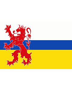 Flagge: XXXL+ Limburg  |  Querformat Fahne | 6.7m² | 200x335cm