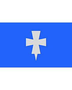 Flagge: XXS Rogaland  |  Querformat Fahne | 0.24m² | 40x60cm