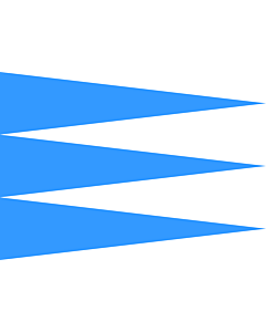 Flagge: XXS Sogn og Fjordane  |  Querformat Fahne | 0.24m² | 40x60cm