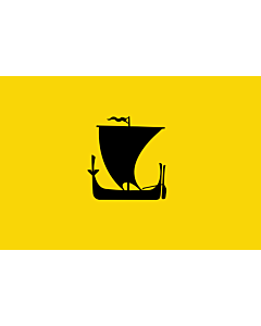Flag: Nordland |  landscape flag | 0.24m² | 2.5sqft | 40x60cm | 1.3x2foot