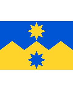 Bandera: Otago | Otago Regional Council |  bandera paisaje | 2.16m² | 120x180cm