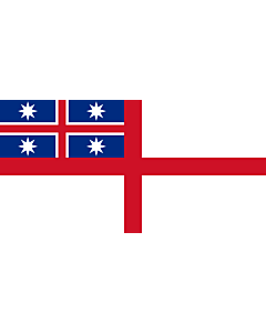 Drapeau: United Tribes of New Zealand | Guessed the proportions |  drapeau paysage | 2.16m² | 100x200cm