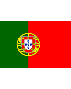 Indoor-Flag: Portugal 90x150cm