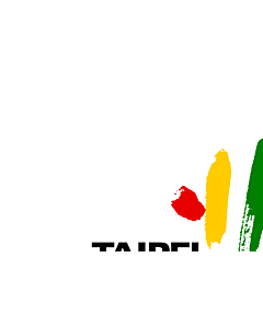 Flag: Taipei City |  landscape flag | 2.16m² | 23sqft | 120x180cm | 4x6ft