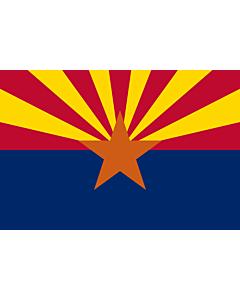 Indoor-Flag: Arizona 90x150cm