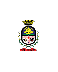 Bandera: Departamento de Cerro Largo |  bandera paisaje | 0.24m² | 40x60cm