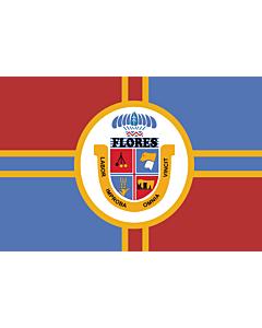 Bandera: Flores |  bandera paisaje | 0.24m² | 40x60cm