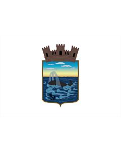Bandera: Maldonado |  bandera paisaje | 0.24m² | 40x60cm