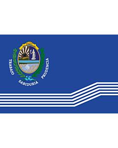 Bandera: Departamento deSalto |  bandera paisaje | 6.7m² | 200x335cm