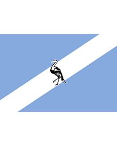 Flag: Ciskei |  landscape flag | 1.35m² | 14.5sqft | 90x150cm | 3x5ft