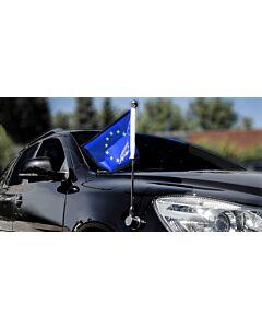 Pennant Holder Diplomat-Bayonet-Chrome Europe (EU)