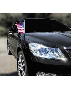 Pennant Holder Diplomat-Bayonet-Chrome USA