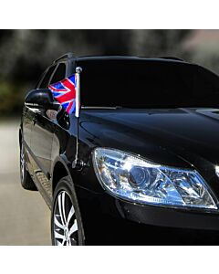 Pennant Holder Diplomat-Bayonet-Chrome Great Britain