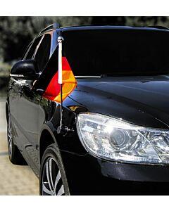 Pennant Holder Diplomat-Bayonet-Chrome Germany