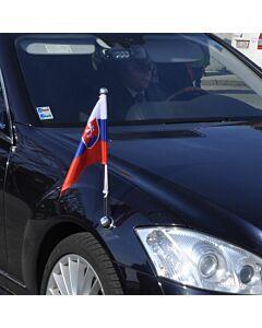 Original Mercedes-Benz Car Flag for Mercedes-Benz executive luxury car  (right side)