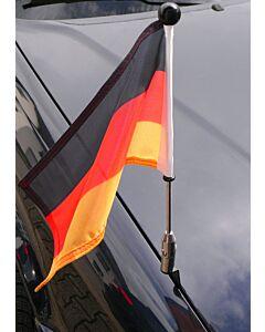 Car Flag Pole Diplomat-Z Germany
